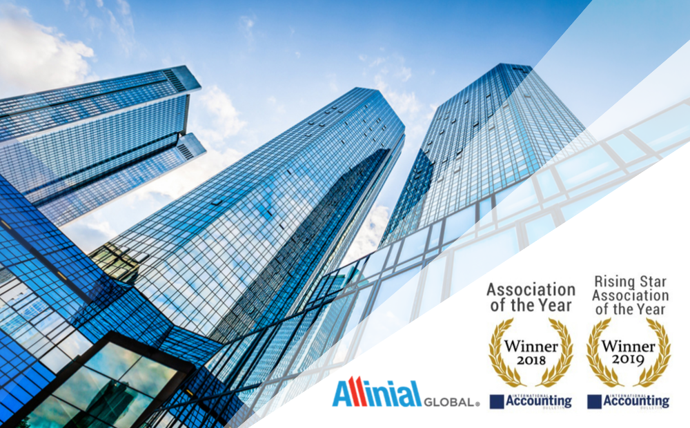 ¡Allinial Global gana prestigioso premio internacional!